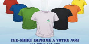 T SHIRTS PERSONNALISES